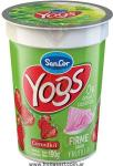 Yogur Descremado Firme Frutilla Pote x 190 c.c. SanCor Yogs Light