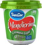 Queso Light x 300 grs. Mendicrim - Tapa Verde - Mediano                 (4006) (4014)
