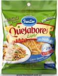 Hebras Light 4 Quesos SanCor Quesabores x 150 grs.      (1526) (1520)