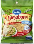 Hebras Light Provolone/Pategras SanCor Quesabores x 150 grs.
